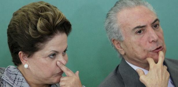 Chapa de Dilma e Temer para a eleição de 2014 está sob investigação