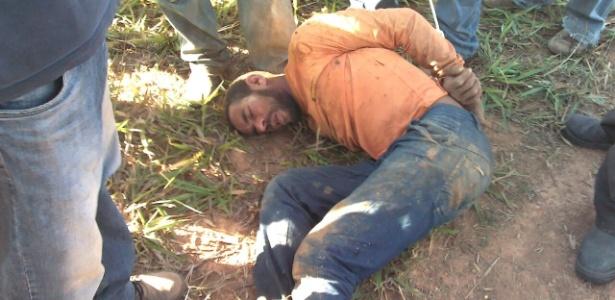 Jairo Lopes, 42, foi preso na zona rural de Joaquim Felício (MG) na manhã desta quarta-feira (8) pela Polícia Militar