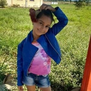 Ana Gabrielle Santos Ferreira estava desaparecida desde o sábado