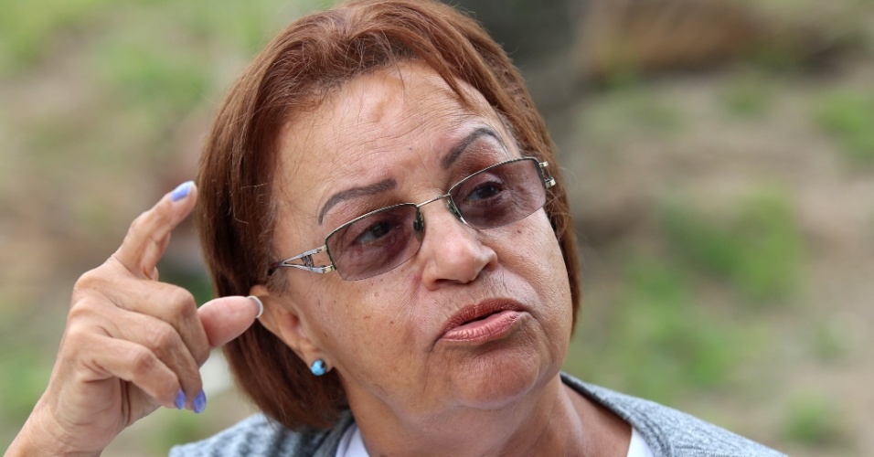 24.set.2015 - A pensionista Sueidy Baêta Costa, 69, afirmou que os arrastões de hoje são mais violentos em comparação com os da década de 90.