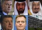 """Escândalo do """"Panama Papers"""" vai virar filme produzido pela Netflix - AFP"""