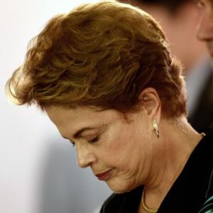 16.dez.2015 - A presidente Dilma Rousseff