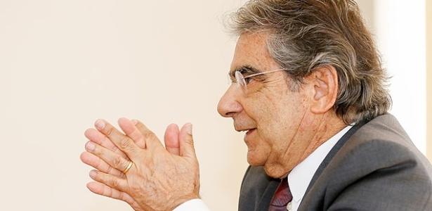 O ex-ministro e ex-presidente do STF Ayres Britto