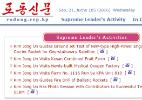 Falha em servidor norte-coreano revela os poucos sites que podem ser acessados do exterior (Foto: Reprodução)