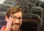 Se deu bem! Alemão entra em avião e descobre que é único passageiro no voo (Foto: Reprodução/Bild)