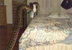 Mulher acorda e encontra cobra de 5 metros em sua cama na Austrália (Foto: Facebook/Reprodução)