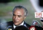 Temer vira alvo de piadas após vazamento de áudio; Lula satiriza gafe (Foto: Wilton Junior/ Estadão Conteúdo )
