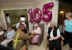 Vovó de 105 anos pede