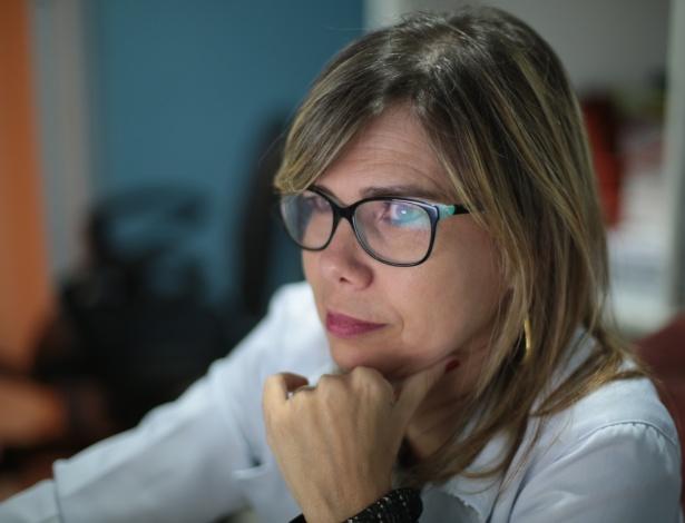 A médica Adriana Melo conta que no início foi difícil convencer que havia uma relação