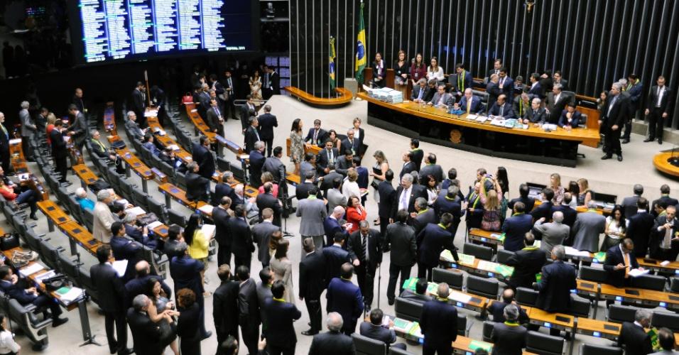 Resultado de imagem para plenário da Câmara dos Deputados