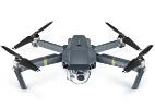 Espião perfeito: drone se dobra todo, cabe na palma da mão e filma em 4K (Foto: Divulgação)