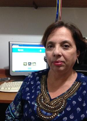 Rita Vasques faz exercícios para a memória na internet