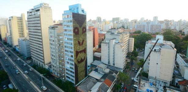 jardim vertical minhocao : jardim vertical minhocao:Após Lei Cidade Limpa, transformação do Minhocão continua – Brasil