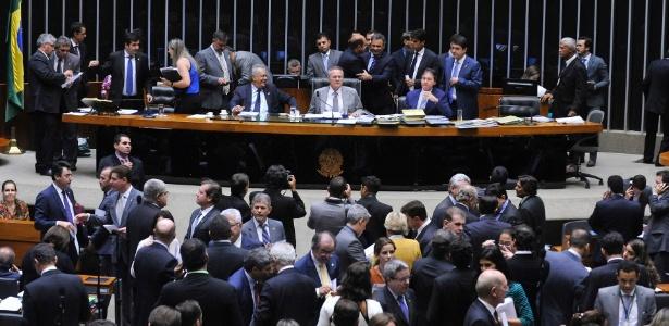 Congresso aprova mudança da meta fiscal e autoriza deficit de até R$ 170,5 bi - Luis Macedo/Câmara dos Deputados