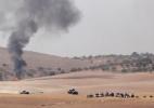 Cerca de 20 tanques turcos cruzam fronteira e entram em território sírio (Foto: Reuters)