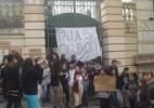 Ocupadas, escolas gaúchas têm até revezamento de caneca na merenda - José Carlos Daves/Futura Press/Estadão Conteúdo