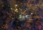ESA/Herschel/PACS, SPIRE/Hi-GAL Project