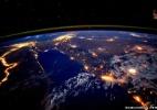 "Cometa fará ""rasante"" sobre Terra nesta terça; outro só em 150 anos - @Stationcdrkelly/Nasa"