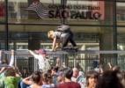 Por merenda, estudantes ocupam prédio administrativo do Centro Paula Souza - Dario Oliveira/Código19/Estadão Conteúdo