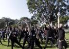 Alunos da Unicamp protestam contra cortes nos investimentos para a educação - Denny Cesare/Estadão Conteúdo