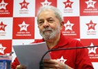 Maior corrente do PT faz campanha para Lula presidir partido - Suamy Beydoun/Futura Press/Estadão Conteúdo