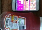 Heinz pede desculpas por link em frasco de ketchup levar para site pornô (Foto: Reprodução/Facebook/Daniel Korell)
