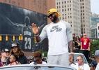 LeBron rejeita renovação automática para negociar novo contrato com Cavs - Jason Miller/Getty Images/AFP