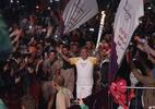 Tocha olímpica faz jogos entre Atlético-PR e Chapecoense mudarem de data - Divulgação/@ChamaOlimpica