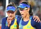 Prata na Olimpíada, Bárbara Seixas confirma dupla com Fernanda Berti - Ruben Sprich/Reuters