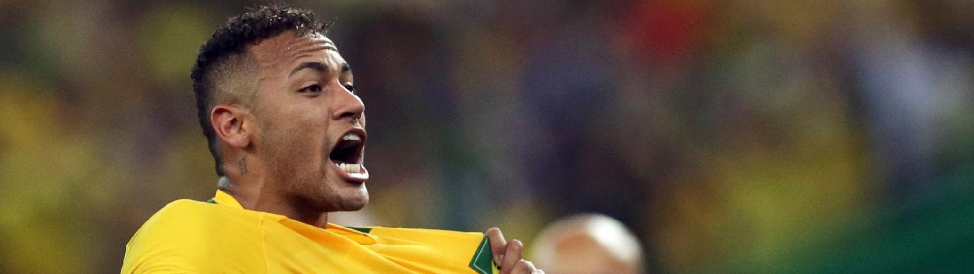 Neymar trocou a Copa América Centenária por sua participação nos Jogos Olímpicos Rio-2016