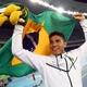 """Thiago Braz terá carreira cuidada por família de Neymar: """"exemplo pra mim"""""""