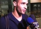 R. Augusto se apresenta à seleção e diz que treina mais na China que antes