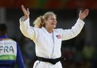 Ronda Rousey parabeniza ex-reserva pelo ouro olímpico em Rio 2016