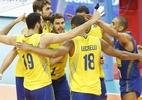 Potência de novatos e Serginho fazem vôlei masculino sonhar com tri - Divulgação/FIVB