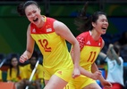 Carrasca do Brasil, China bate Sérvia e conquista o ouro no vôlei feminino - REUTERS/Yves Herman