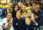Seleção feminina vence bem, mas é pouco testada na estreia em 2016 - Reprodução/Facebook