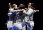 Vôlei, esgrima e triatlo liberam atletas russos para a Rio-2016