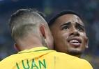 Olheiros e até diretor do Barcelona irão à final olímpica no Maracanã - Lucas Figueiredo/MoWa Press