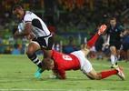 Com apoio brasileiro, Fiji é ouro no rúgbi e ganha sua 1ª medalha olímpica