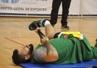 Movido por Senna, pivô busca ser surpresa definitiva na seleção de basquete - Divulgação