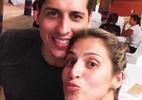 Separados pela Rio-16. Cortes e ranking deixam casais divididos nos Jogos - Reprodução/Instagram