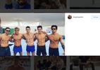 Ginastas fazem sucesso com fotos sem camisa e admitem lado vaidoso - Reprodução / Instagram