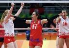 """Houve doping """"legalizado"""" no vôlei da Rio 2016? Hackers dizem que sim - YVES HERMAN/REUTERS"""