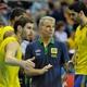 """Brasil adapta treinos por jogos de """"madrugada"""" na Rio e Bernardinho reclama"""