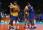 Saída de Rede: Brasil faz seu melhor jogo para chegar perto do ouro - Buda Mendes/Getty Images