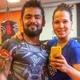 Lutador demitido pelo UFC é arma de brasileira em preparação para Rio-2016