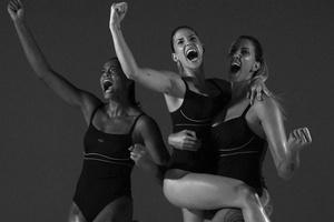 Atletas em movimento: ensaio inédito de J.R. Duran no UOL