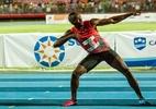 Bolt se diz tranquilo sobre zika e brinca: