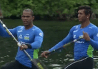 Isaquias e Erlon ficam sem medalha em final na Copa do Mundo de canoagem - Divulgação/CBCa
