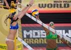 Em prévia de duelo olímpico, brasileiras ficam com prata no vôlei de praia - Divulgação/FIVB